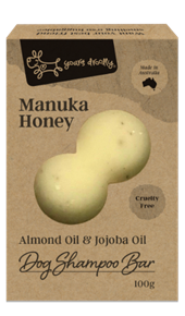 Dog Shampoo Bar - Manuka Honey