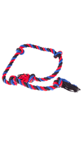 Cloth and Rope Dog Toy