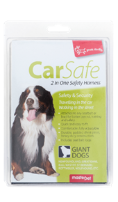 Giant Dog Safety Harness