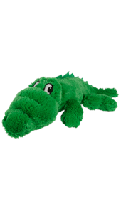 Cuddly Crocodile Dog Toy
