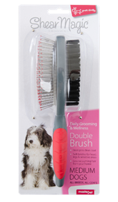 Double Dog Brush