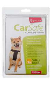 Small Dog Safety Harness