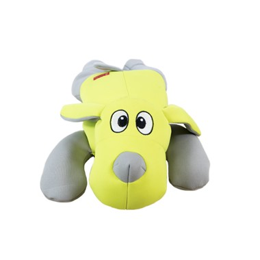 Green Dog Toy - Waterproof Droolly Dog