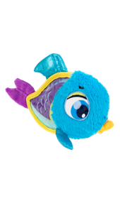 Tropical Fish Dog Toy