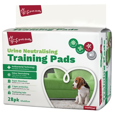 Dog Training Pads - Odour Neutralising