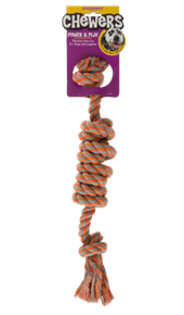Chewers Rope Dog Toy - Length
