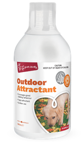 Outdoor Attractant