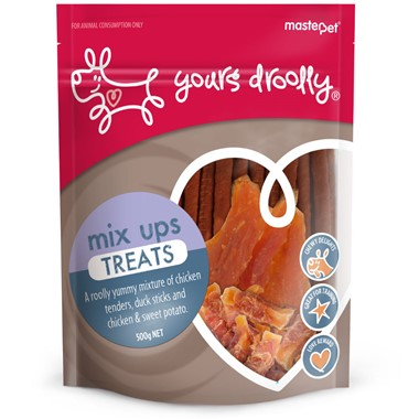 Mix Up Treats
