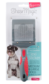 Flexi Slicker Brush