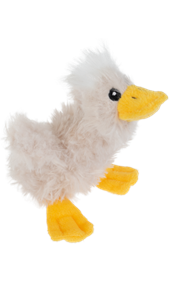 Cuddly Duck Dog Toy