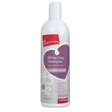 White Dog Shampoo
