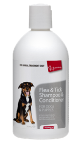 Flea and Tick Shampoo Conditioner