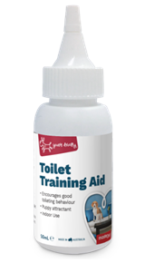 Dog Toilet Training Aid
