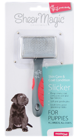 Slicker Brush for Puppies