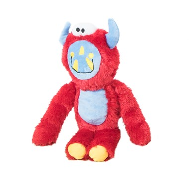 Cuddly Monster Dog Toy